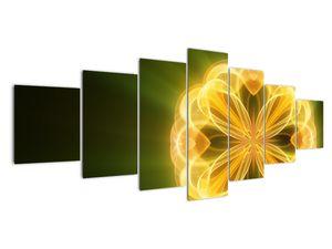 Obraz žluté květiny (V020451V210100)