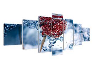 Kép - málna részlete a vízben (V020516V210100)