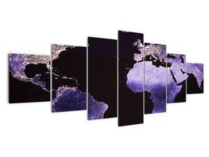 Tablou Pământului din Cosmos (V020649V210100)