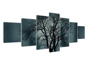 Obraz stromu v zatmění (V020675V210100)