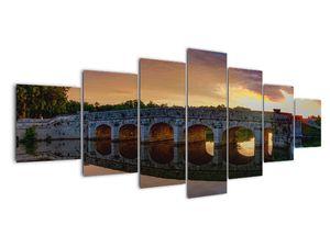 Obraz mostu (V020801V210100)
