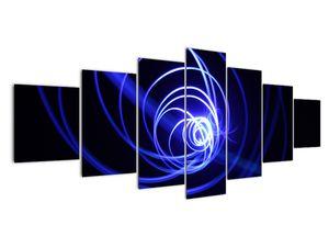 Kék spirálok képe (V020815V210100)