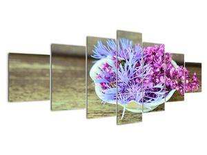 Obraz dekorace s levandulí (V020874V210100)