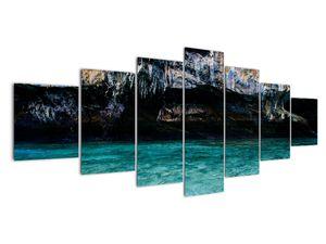 A víz és a sziklák képe (V021152V210100)