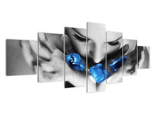 Slika portreta žene s kamenjem (V021283V210100)