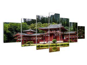 Obraz - Budhistický kláštor (V021325V210100)