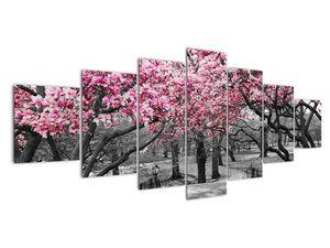 Obraz stromů Magnolíie (V021344V210100)