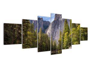 Kép - A Yosemite szikla alatt (V021691V210100)