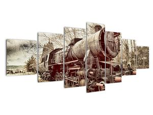 Povijesna slika lokomotive (V021965V210100)