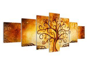 Naravna abstraktna slika drevesa (V022111V210100)