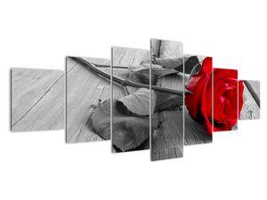 Slika rdeče vrtnice (V022288V210100)
