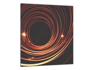 Obraz abstraktních linek (V020030V3030)