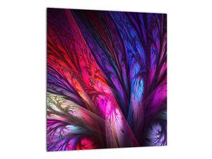 Tablou abstract cu copacul (V020125V3030)