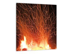 Tablou cu focul (V020437V3030)