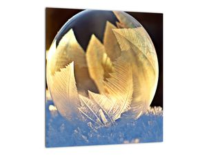 Kép - fagyott buborékok (V020519V3030)