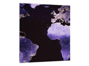 Tablou Pământului din Cosmos (V020649V3030)