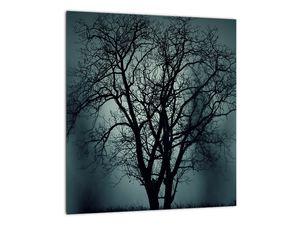 Obraz stromu v zatmění (V020675V3030)