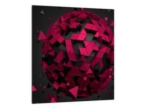 Obraz 3D abstrakce (V020866V3030)