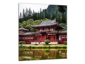 Obraz - Budhistický kláštor (V021325V3030)