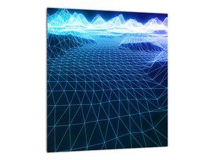 Slika - Planine u računalnom modelu (V022019V3030)