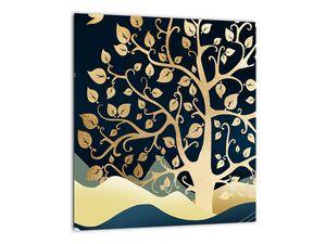 Slika zlatega drevesa (V022286V3030)
