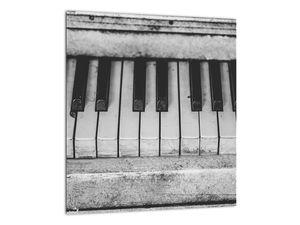 Egy régi zongora képe (V022562V3030)