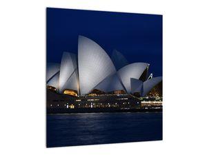 Tablou Sydney nocturn (V020022V4040)