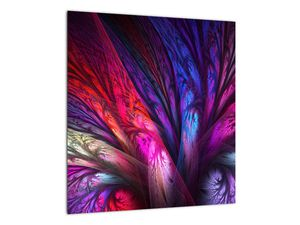 Tablou abstract cu copacul (V020125V4040)