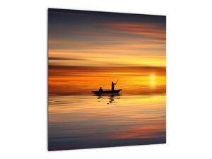 Obraz - plavba na loďke (V020168V4040)