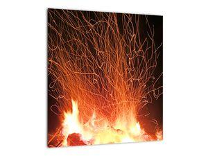 Tablou cu focul (V020437V4040)