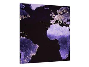 Tablou Pământului din Cosmos (V020649V4040)