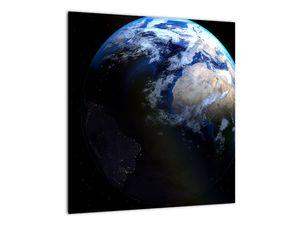 Föld és a Hold képe (V020671V4040)