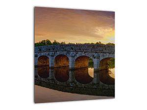 Obraz mostu (V020801V4040)