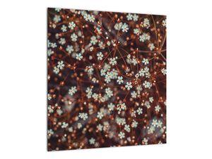 Obraz květiny Pomněnka lesní (V020811V4040)