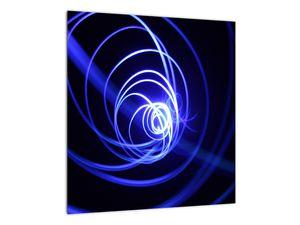 Kék spirálok képe (V020815V4040)