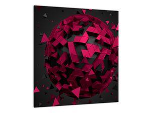 Obraz 3D abstrakce (V020866V4040)