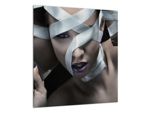Slika žene s vrpcom (V021278V4040)