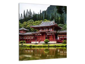 Obraz - Budhistický kláštor (V021325V4040)