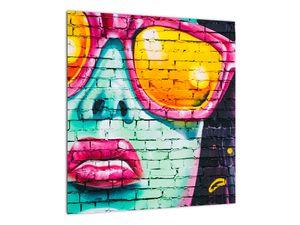 Obraz - Graffiti (V021554V4040)