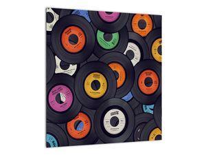 Kép - Zenei gramofonlemezek (V021962V4040)