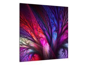 Tablou abstract cu copacul (V020125V5050)