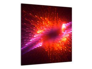 Obraz moderní trnité abstrakce (V020134V5050)