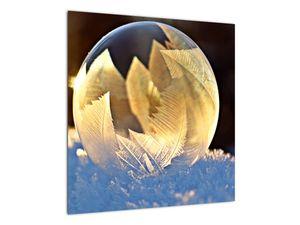 Kép - fagyott buborékok (V020519V5050)