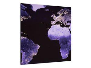 Tablou Pământului din Cosmos (V020649V5050)