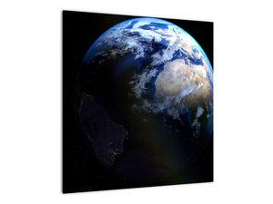 Föld és a Hold képe (V020671V5050)