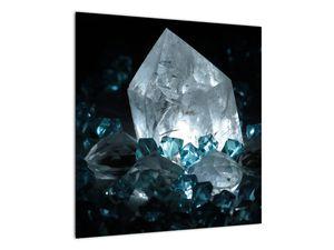 Schilderij - Kristal (V021107V5050)