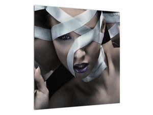 Slika žene s vrpcom (V021278V5050)