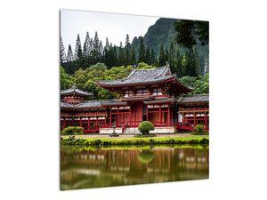 Obraz - Budhistický kláštor (V021325V5050)