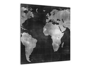 Obraz - Mapa světa (V021461V5050)