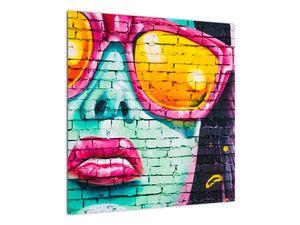 Obraz - Graffiti (V021554V5050)